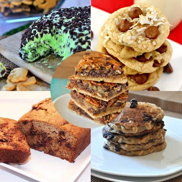 Chocolate Chip Roundup