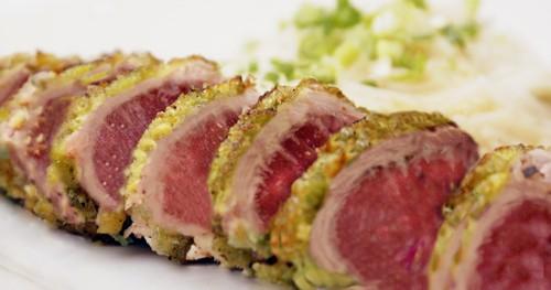 Asian Crusted Tuna