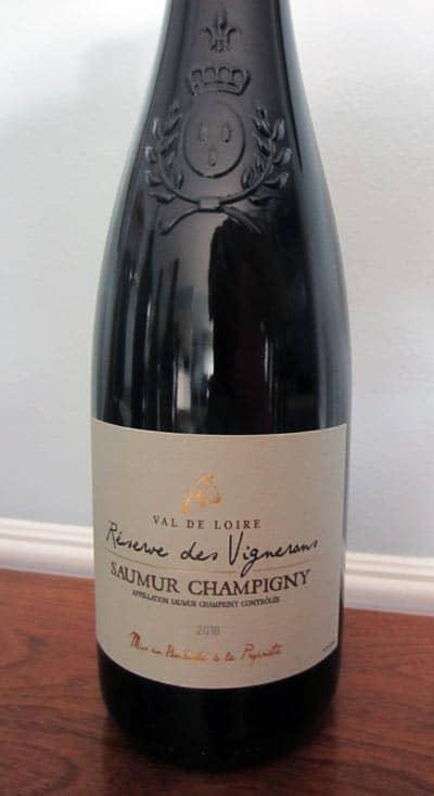 2010 Reserve des Vigerons Saumur Champigny