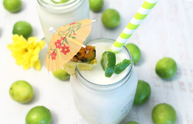 Key Lime Colada 3 | 2 Cookin Mamas