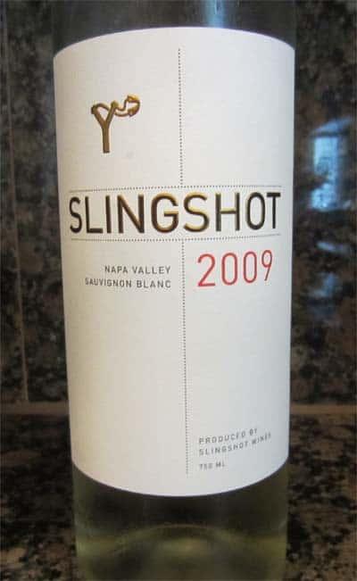 2009 Slingshot Sauvignon Blanc