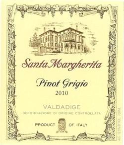 10 Best Summer Picnic Wines Santa Margherita Pinot Grigio