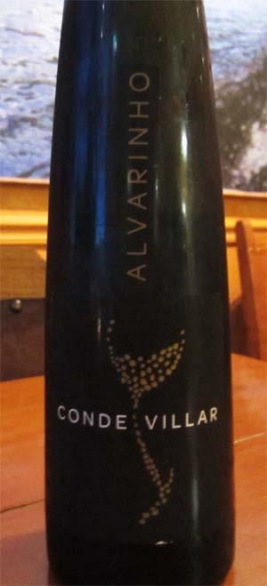 2011 Conde Villar Alvarinho