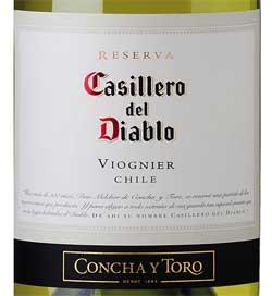 10 Best Summer Picnic Wines Casillero del Diablo Voignier
