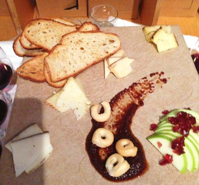 Cheese Flight Board