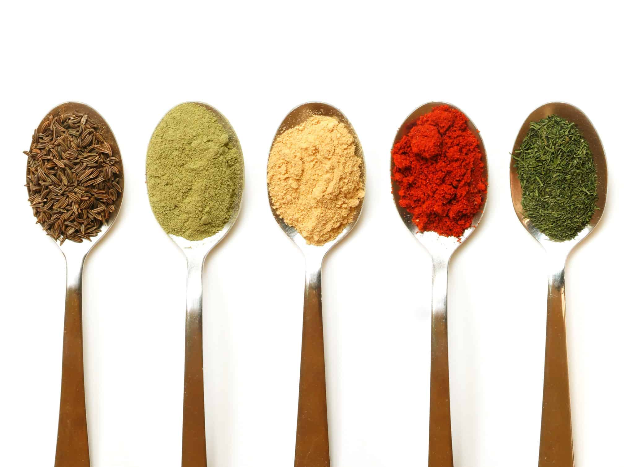 Spices @2CookinMamas