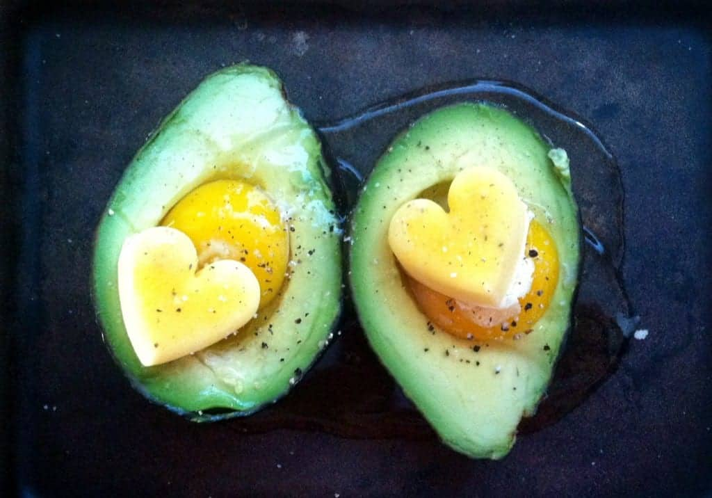 I heart avocados