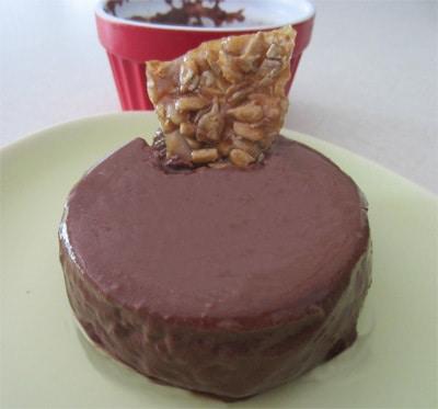 Chocolate Panna Cotta | 2 Cookin Mamas