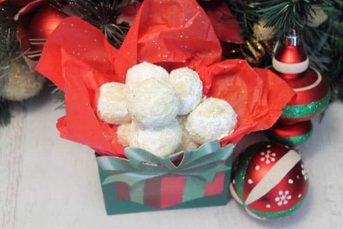 Brazil Nut Snowballs 5 | 2 Cookin Mamas