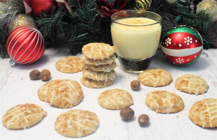 Eggnog Cookies 4 | 2 Cookin Mamas