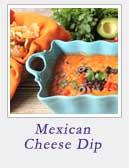 Mexican Cheese Daip | 2 Cookin Mamas