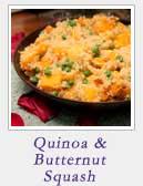 Quinoa and Butternut Squash