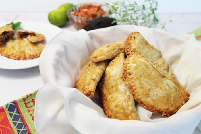 Easy Beef Empanadas - 2 Cookin' Mamas