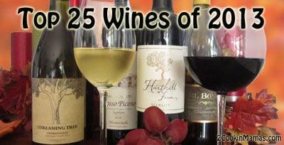Top 25 Wines of 2013