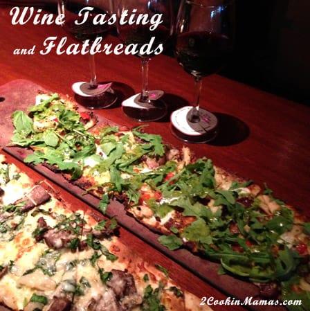 Wine Tasting and Flatbreads