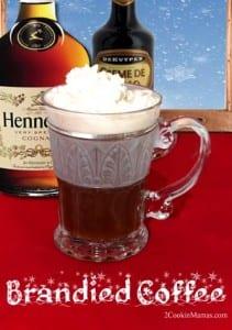 Brandied Coffee | 2CookinMamas
