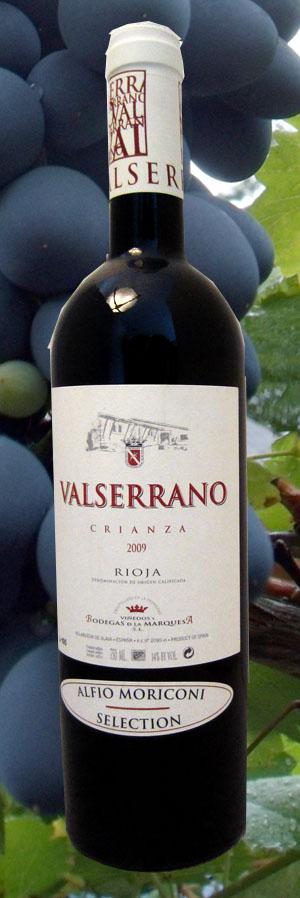 2009 Vallserano Rioja | 2CookinMamas