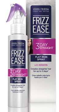 Frizz Ease 3 Day Straight Flat Iron Spray