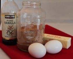 Gluten Free Brownies prep   2CookinMamas