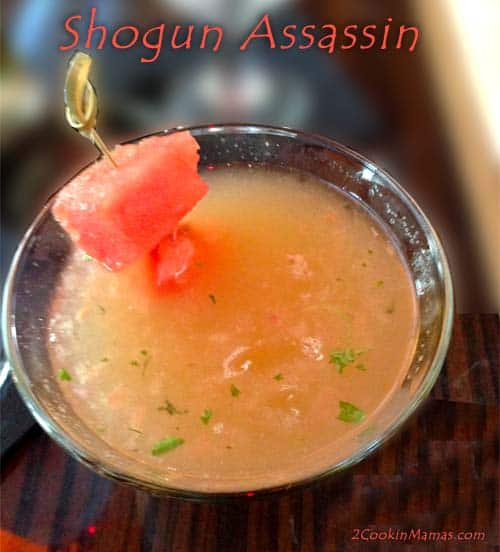 Shogun Assassin Cocktail