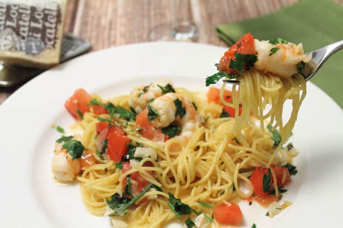 Shrimp Scampi 670|2CookinMamas