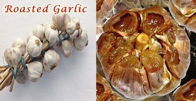 roasted garlic 1|2CookinMamas