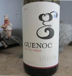 2011 Guenoc Petite Sirah