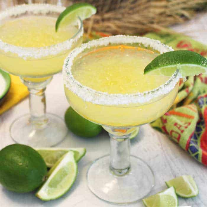 Margaritas On The Rocks Crisp Tart Delicious