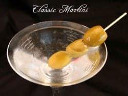 Classic Martini | 2CookinMamas