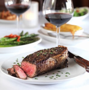 Steak-and-Red-wine