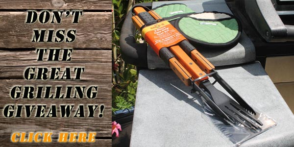 The Great Grilling Giveaway