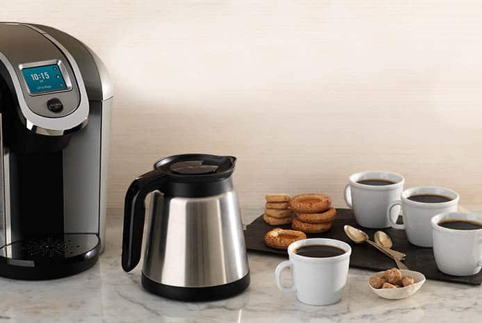 Keurig 2 & breakfast