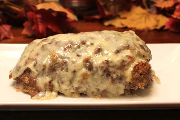 Patty Loaf Meatloaf 1 | 2 Cookin Mamas