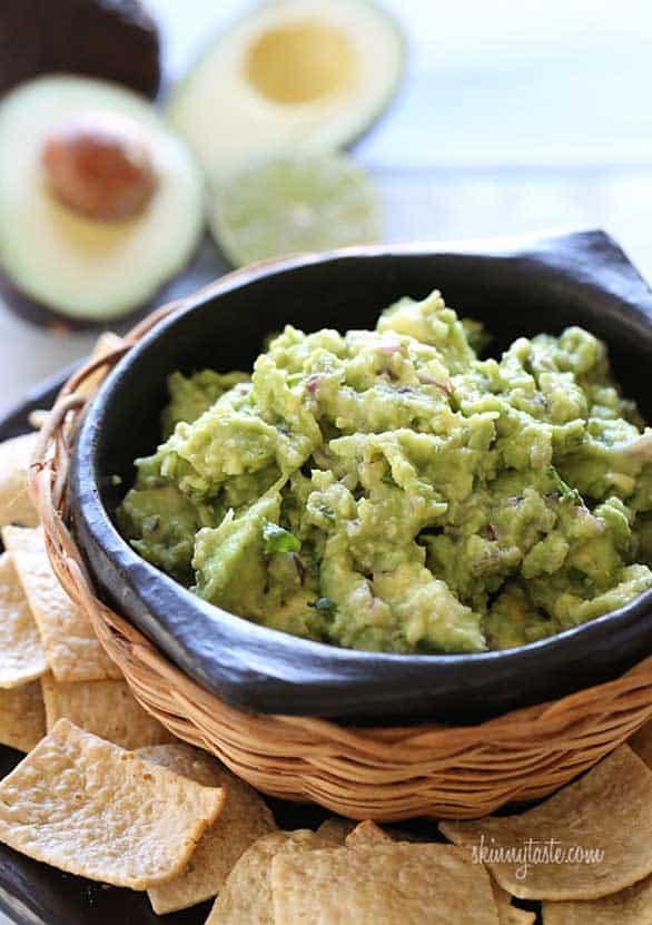 homemade-guacamole-by-skinny-taste
