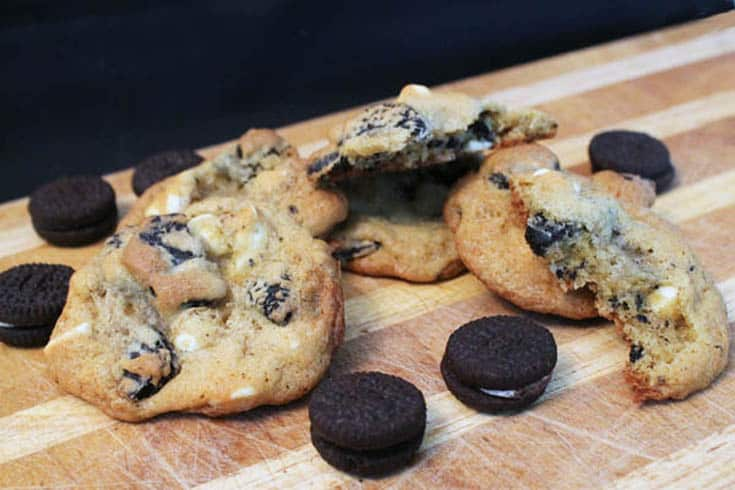Cookies and Cream Cookies 2 | 2 Cookin Mamas