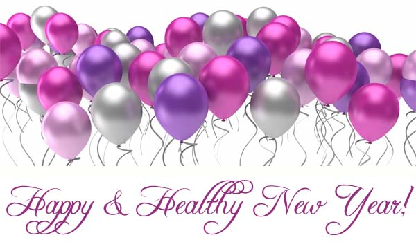 Happy and Healthy New Year from 2CookinMamas