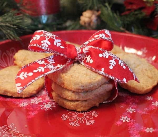 Pecan Sandies ready to gift