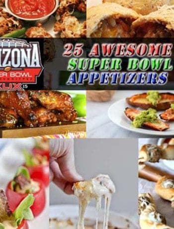 25 Awesome Super Bowl Appetizers square