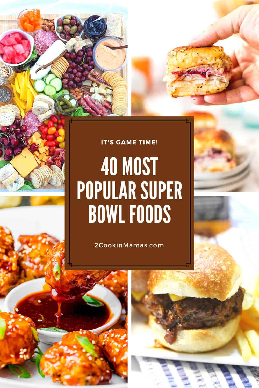 40 Easy Super Bowl Snacks