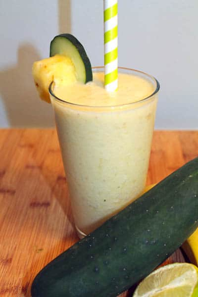 Sunshine Smoothie 1 | 2CookinMamas