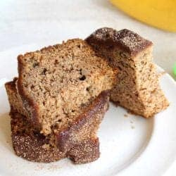 Churro Banana Bread square 2A