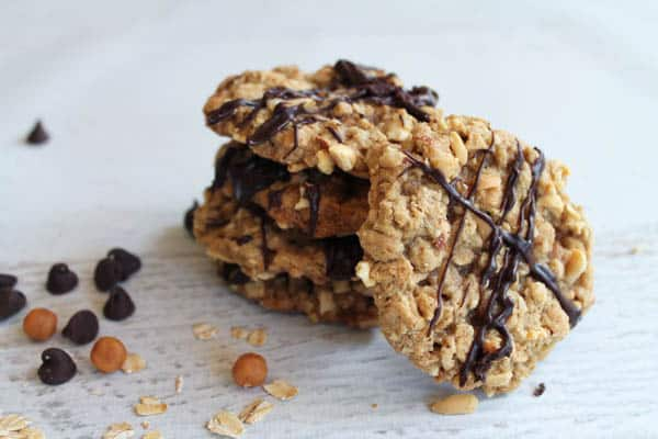 Take 5 Oatmeal Cookies 1 | 2CookinMamas