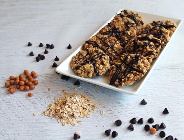 Take 5 Oatmeal Cookies 2 | 2CookinMamas