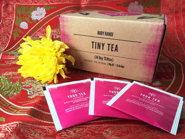 TinyTeaTox Review | 2CookinMamas