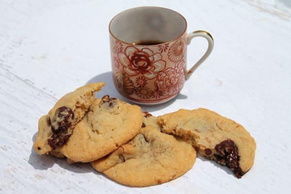 Hazelnut Espresso Cookies 1 | 2CookinMamas