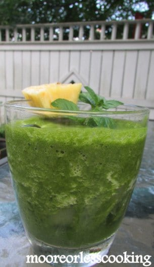 Pineapple Kalejitos by moore or less cooking