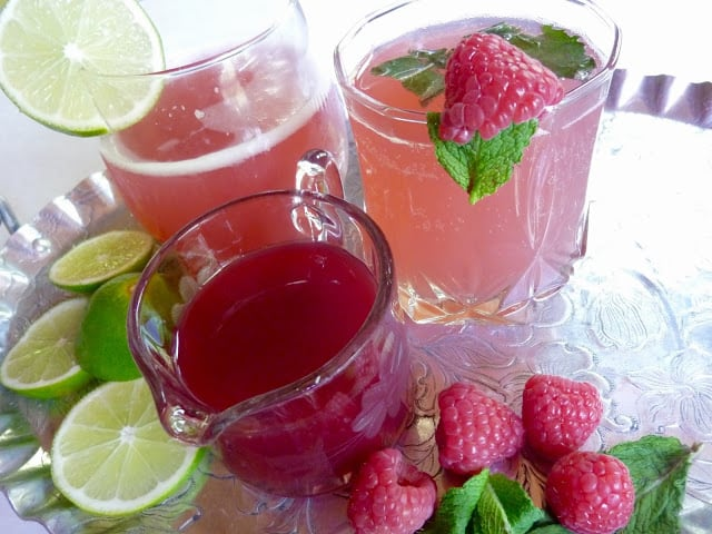 Raspberry-Gin-Fizz 2 by diary of a mad hausfrau