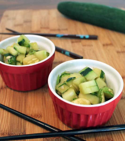 Thai Cucumber Salad 2