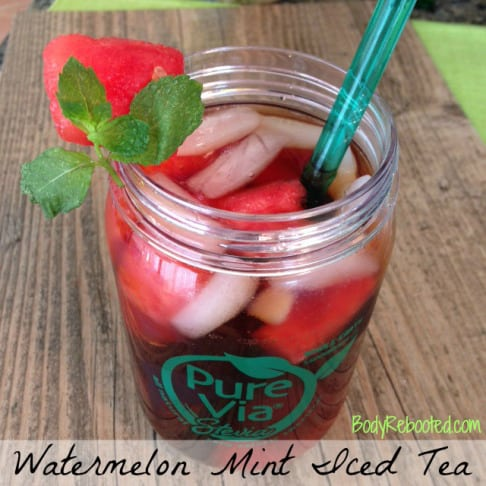 Watermelon-Mint-Iced-Tea by BodyRebooted