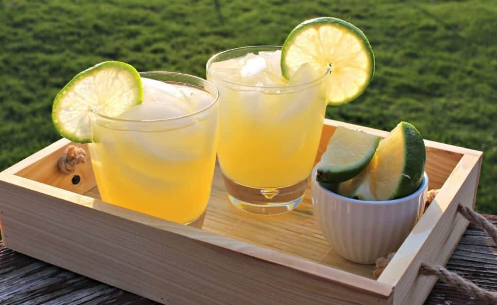 lime margarita by cheesecurd in paradise
